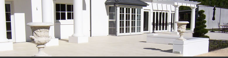 Residential paths, patios, driveways, landscaping, stone masonry and rock work - Paving & Driveways Ltd