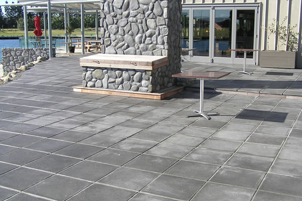 Cobble stones and pavers